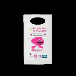 Gumbuddy kauwgom opvang bak